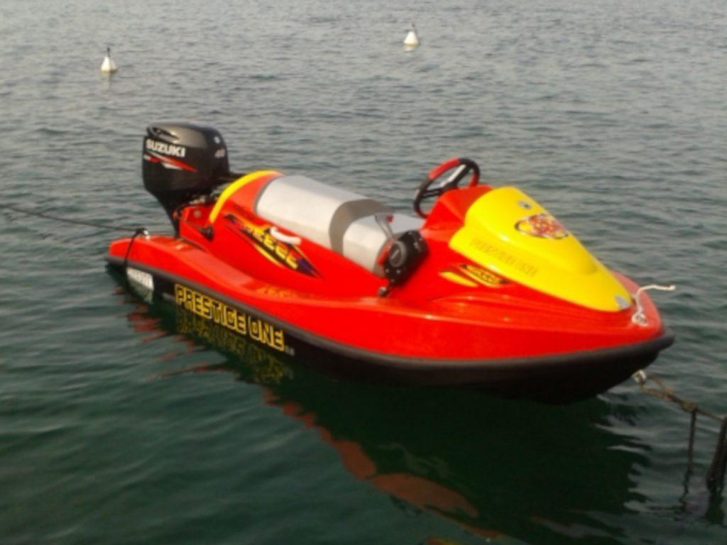 Vermietet Boote in Bardolino am Gardasee