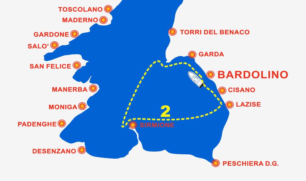 TOUR CONSIGLIATO (2 ORE)